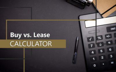 Buy vs. Lease Calculator