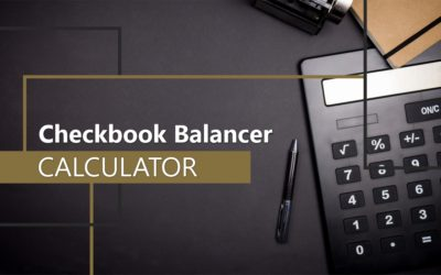 Checkbook Balancer Calculator