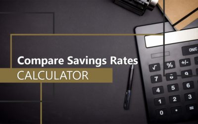 Compare Savings Rates Calculator