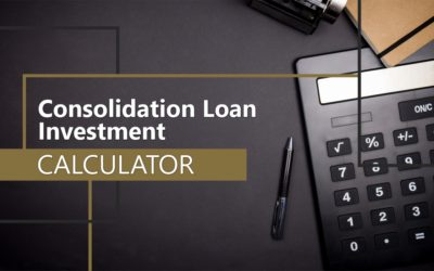 Consolidation Loan Investment Calculator