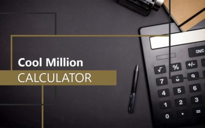 Cool Million Calculator