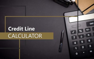 Credit Line Calculator (Canadian)
