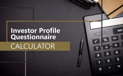 Investor Profile Questionnaire Calculator (Canadian)