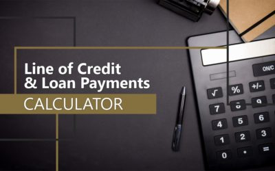 Line of Credit & Loan Payments Calculator