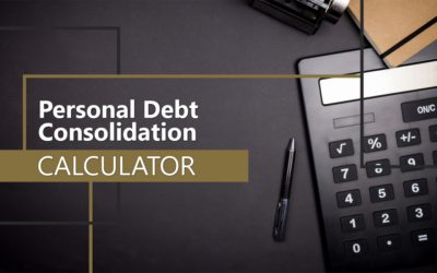 Personal Debt Consolidation Calculator