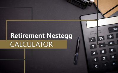 Retirement Nest Egg Calculator