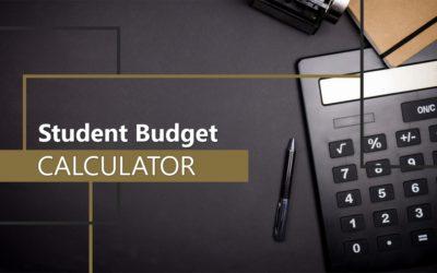 Student Budget Calculator