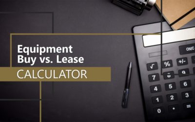 Equipment Buy vs. Lease Calculator