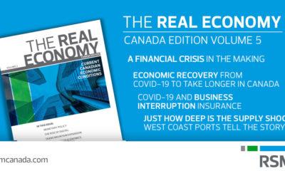 The Real Economy, Canada: Volume 5