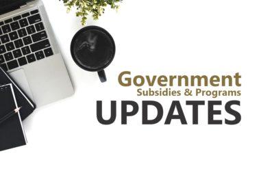 CERS, CEWS & CEBA Updates