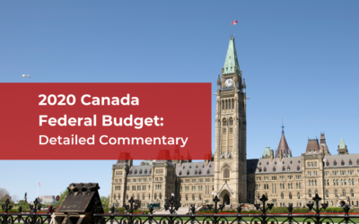 2021 Canada Federal Budget: Detailed Commentary