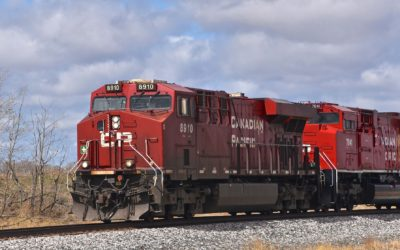 Rail deal is a sign of increasing North American economic integration