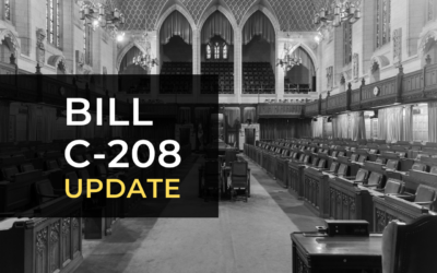 Bill C-208: The saga continues…