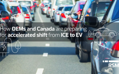 Canada government initiatives support electric vehicle landscape